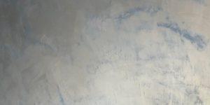 Blue Quartz Metalized Microcement